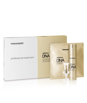 radiance DNA professional treatment.